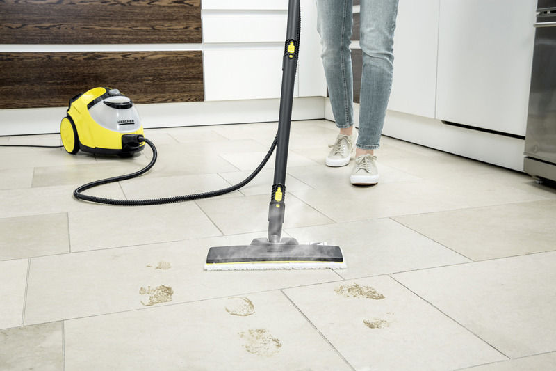 Karcher steam cleaner for tiled floors review carpet co - Karcher sc5 premium ...
